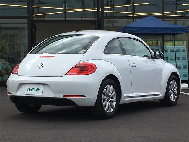 「フォルクスワーゲン」「VW ザビートル」「クーペ」「山口県」の中古車6