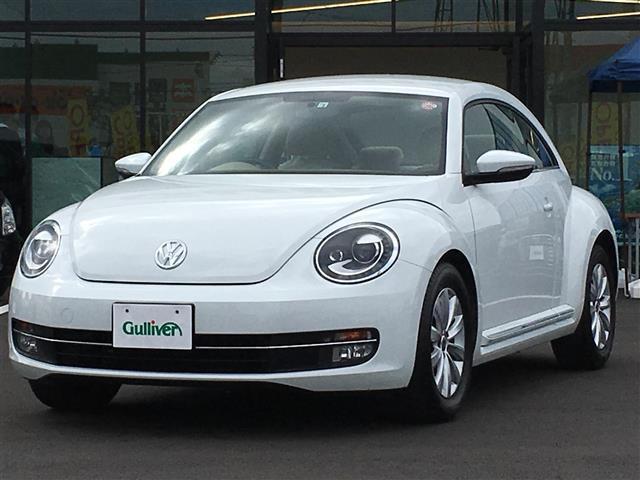 「フォルクスワーゲン」「VW ザビートル」「クーペ」「山口県」の中古車10