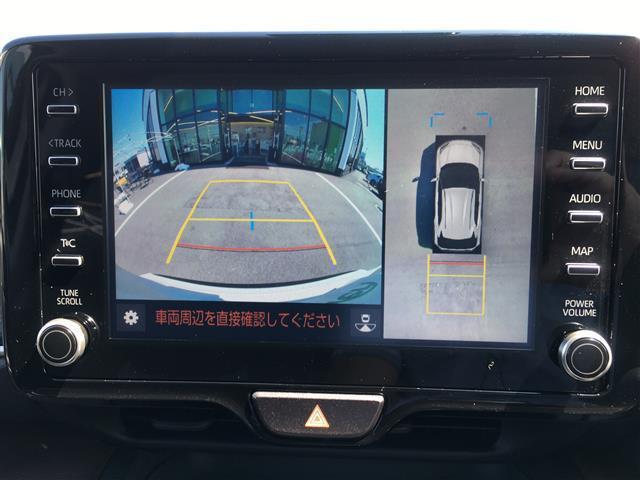 ハイブリッドZ 純正ディスプレイオーディオ パノラミックビューモニター パーキングアシスト レーンキープアシスト クルコン 横滑り防止機能 LEDオートライト オートハイビーム  前席シートヒーター D席パワーシート(3枚目)