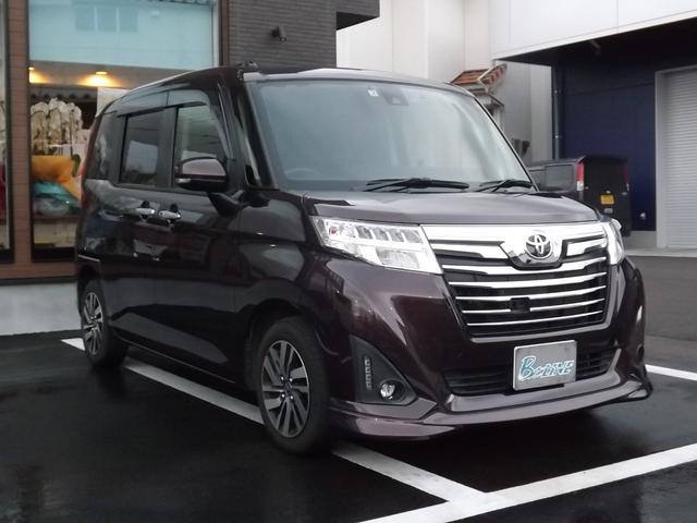 カスタムG S ユーザー買取車 スマートアシストII(5枚目)
