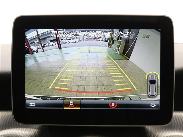 GLA180 プレミアムパッケージ レーダーセーフティパッケージ パノラミックスライディングルーフ ナッパレザーシート フットトランクオープナー キーレスゴースタート コマンドシステム フルセグTV バックカメラ(6枚目)
