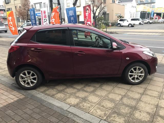 「マツダ」「デミオ」「コンパクトカー」「埼玉県」の中古車6