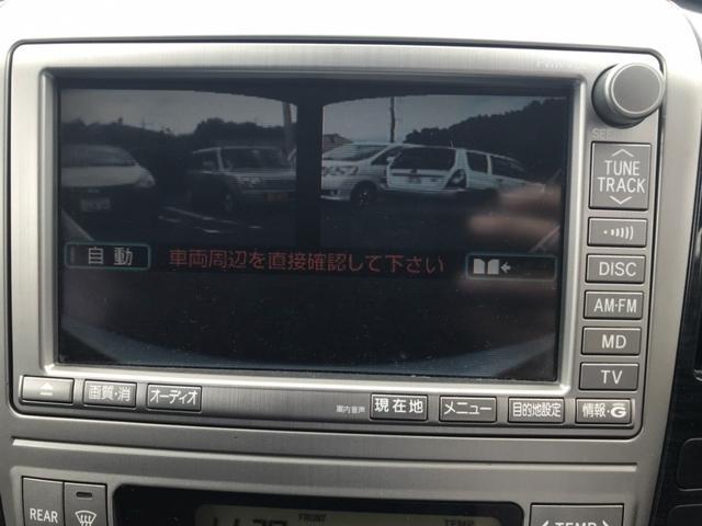 AS ナビTVバック・フロントモニター 両側パワースライドドア 車高調 カールソン18インチアルミ 検R4/10/27(18枚目)