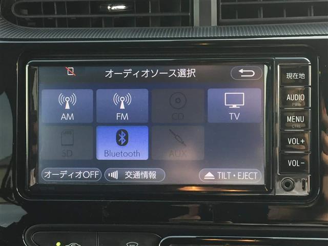 S 純正ナビ AM/FM/BTバックカメラ ビルドインETC(10枚目)