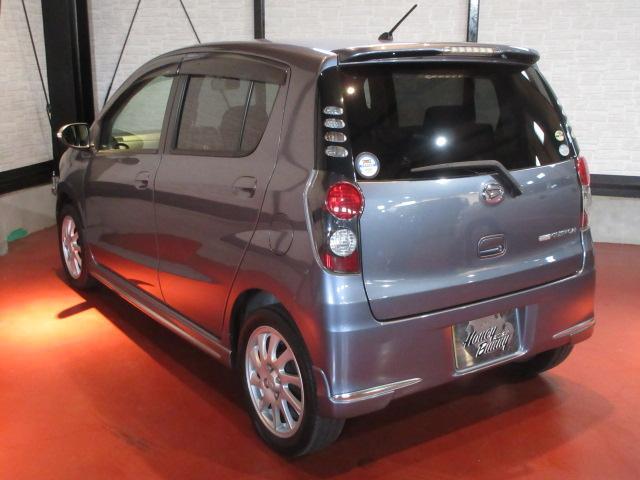 RS 禁煙車 ターボ スマートキー ステアリングリモコン オートエアコン HID ETC 8万キロ台(7枚目)