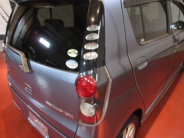 RS 禁煙車 ターボ スマートキー ステアリングリモコン オートエアコン HID ETC 8万キロ台(36枚目)