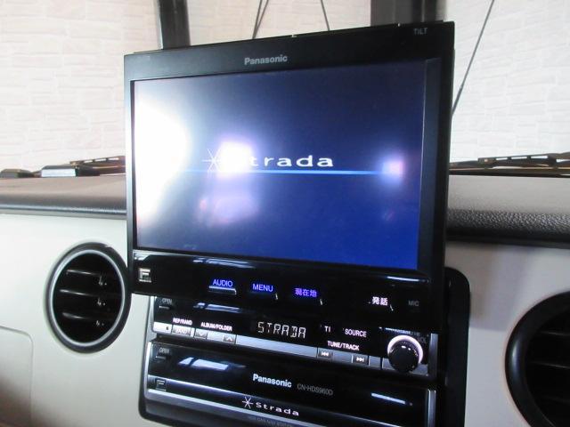 G HDDナビ ワンセグTV DVD視聴 ETC キーレス 社外14インチアルミホイール 6万キロ台(18枚目)