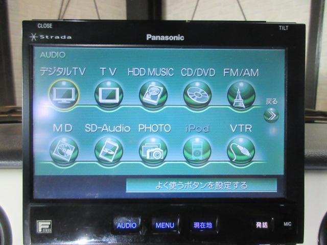 G HDDナビ ワンセグTV DVD視聴 ETC キーレス 社外14インチアルミホイール 6万キロ台(19枚目)