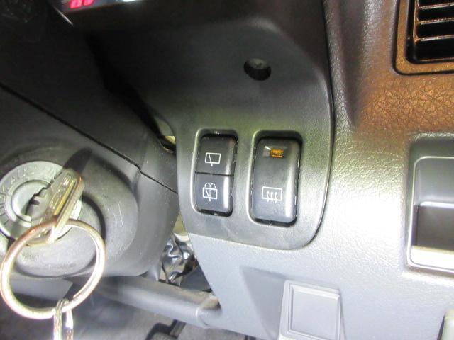 M 5速マニュアル車 4WD パワーステアリング パワーウィンドウ 3万キロ台(22枚目)
