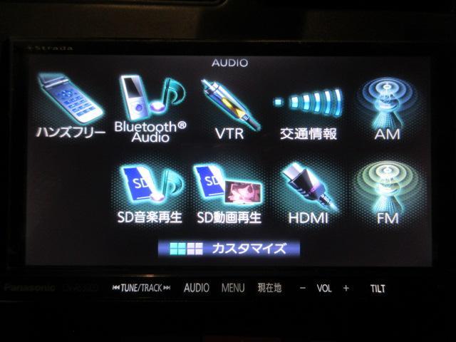 RS ターボ ナビ フルセグTV DVD視聴 Bluetoothオーディオ スマートキー ETC HID オートエアコン 6万キロ台(30枚目)
