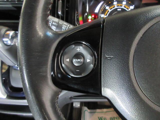 G・スタイリッシュパッケージ 禁煙車 HID 革巻きステアリング ステアリングリモコン クルーズコントロール オートミラー(21枚目)