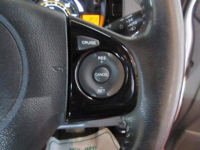 G・スタイリッシュパッケージ 禁煙車 HID 革巻きステアリング ステアリングリモコン クルーズコントロール オートミラー(22枚目)
