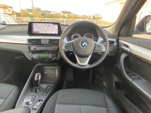 xDrive 18d 4WD ディーゼルターボ 純正ナビ Bluetooth コンフォートアクセス ビルトインETC バックカメラ 衝突軽減ブレーキ 純正17インチAW(5枚目)