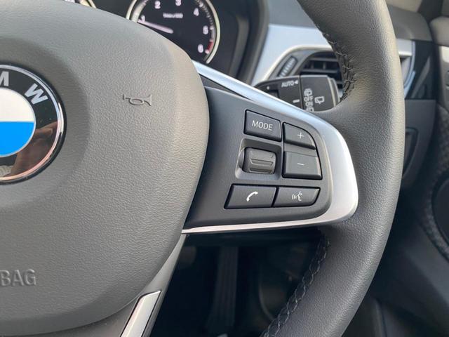 xDrive 18d 4WD ディーゼルターボ 純正ナビ Bluetooth コンフォートアクセス ビルトインETC バックカメラ 衝突軽減ブレーキ 純正17インチAW(11枚目)