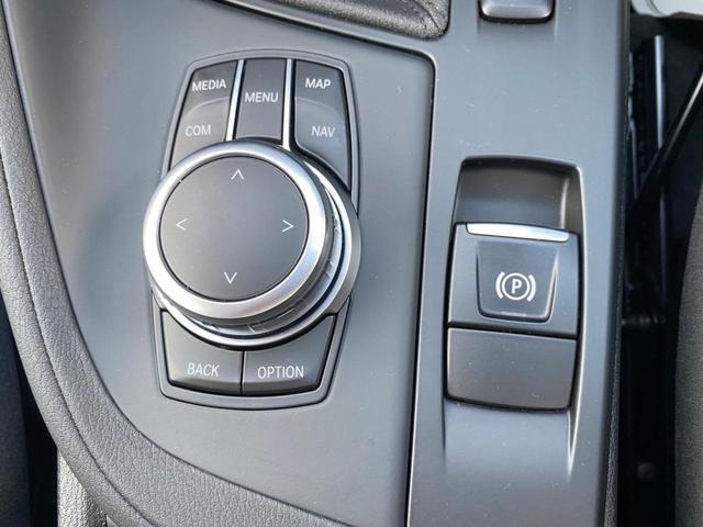 xDrive 18d 4WD ディーゼルターボ 純正ナビ Bluetooth コンフォートアクセス ビルトインETC バックカメラ 衝突軽減ブレーキ 純正17インチAW(14枚目)