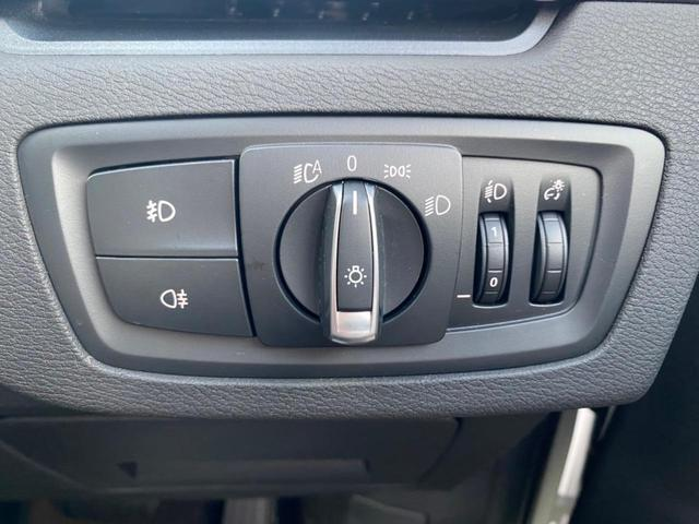 xDrive 18d 4WD ディーゼルターボ 純正ナビ Bluetooth コンフォートアクセス ビルトインETC バックカメラ 衝突軽減ブレーキ 純正17インチAW(16枚目)