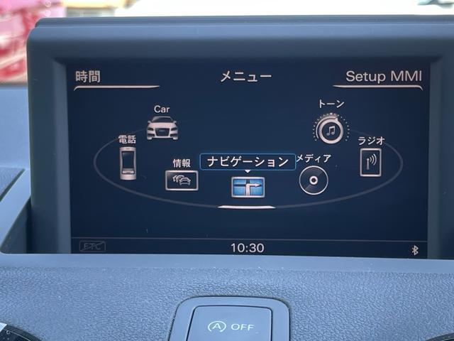 1.4TFSIスポーツパッケージ 1オーナー 純正HDDナビ フルセグTV ETC スマートキー パドルシフト ハーフレザーシート 純正HIDヘッドライト オートライト 純正17インチAW(12枚目)