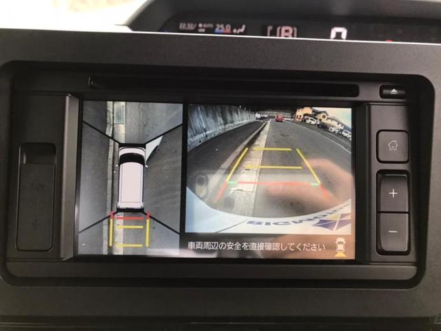カスタムX スマートパノラマパーキング  アルミタイヤ(9枚目)