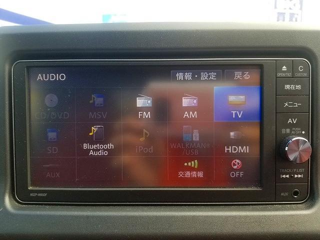 セロ フルセグTV LEDヘッドライト ETC ワンオーナー(10枚目)