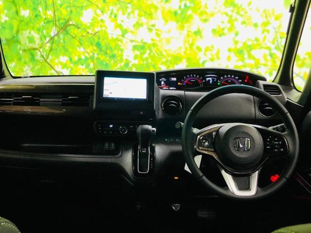 G・Lターボホンダセンシング アイドリングストップ スライドドア両側電動 オートエアコン ベンチシート オートライト 禁煙車 取扱説明書・保証書 ETC 社外7インチメモリーナビ ドライブレコーダー社外 Bluetooth接続(4枚目)
