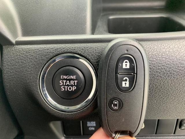 G プッシュスタート/オートスライドドア 禁煙車 片側電動スライド 盗難防止装置 シートヒーター(11枚目)