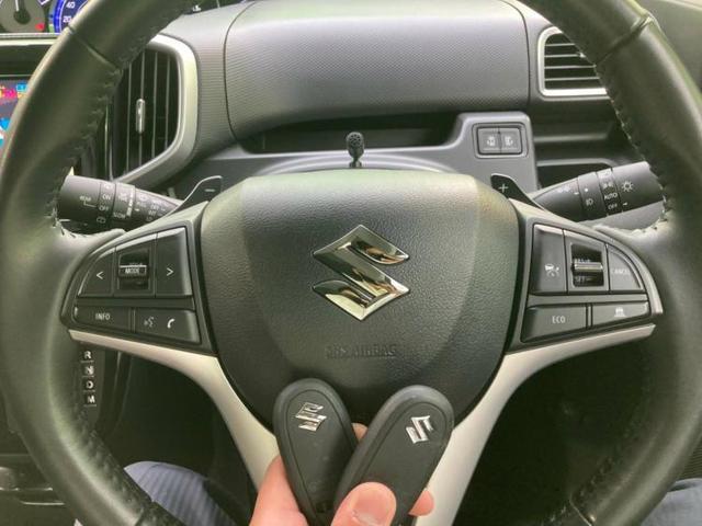 バンディットハイブリッドSV 純正 8インチ メモリーナビ/両側電動スライドドア/ヘッドランプ HID/EBD付ABS/横滑り防止装置/アイドリングストップ/TV/エアバッグ 運転席/エアバッグ 助手席/エアバッグ サイド(11枚目)
