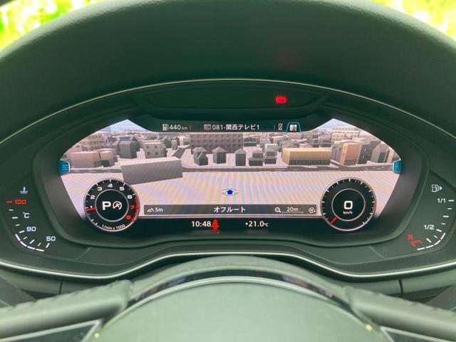 アバント1.4TFSI 1stエディション 純正 10インチ メモリーナビ/シート フルレザー/パーキングアシスト バックガイド/電動バックドア/ヘッドランプ LED/ETC/EBD付ABS/横滑り防止装置/アイドリングストップ 革シート(11枚目)