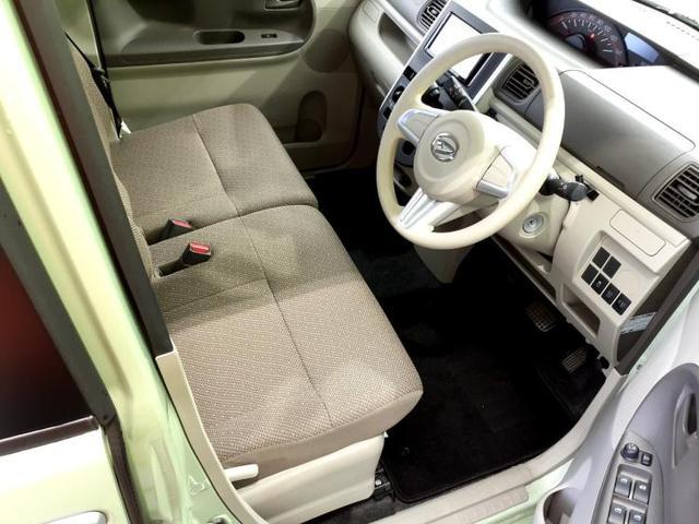 L EBD付ABS/アイドリングストップ/エアバッグ 運転席/エアバッグ 助手席/パワーウインドウ/パワーステアリング/FF/マニュアルエアコン/定期点検記録簿 禁煙車 DVD再生 Bluetooth(5枚目)