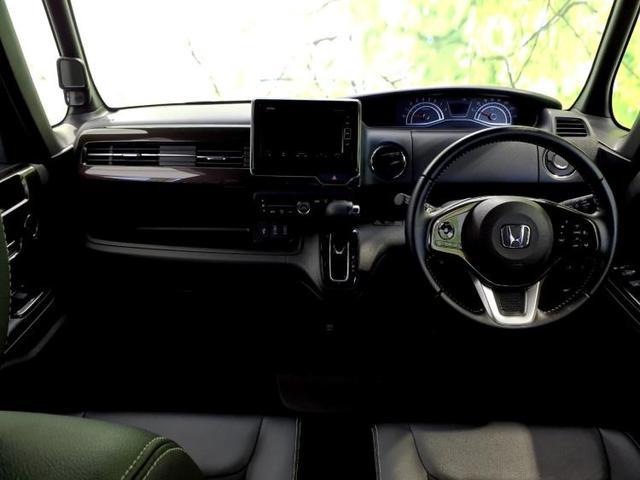 G・EXターボホンダセンシング 純正ナビ/バックカメラ/両側パワースライド/LED/ナビ装着用SP+ETC/プッシュスタート/ヘッドランプ LED/EBD付ABS/横滑り防止装置/アイドリングストップ/エアバッグ 運転席 ターボ(4枚目)