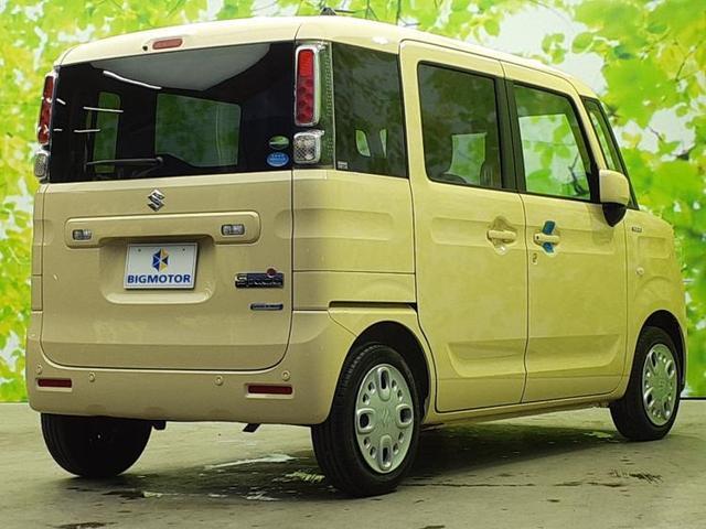 ハイブリッドG EBD付ABS/横滑り防止装置/アイドリングストップ/エアバッグ 運転席/エアバッグ 助手席/エアバッグ サイド/パワーウインドウ/キーレスエントリー/オートエアコン/パワーステアリング 禁煙車(3枚目)