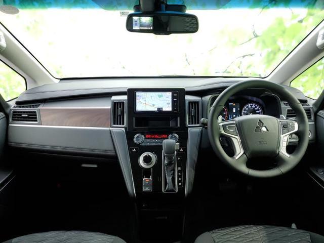 4WD P 両側電動スライドドア/車線逸脱防止支援システム/電動バックドア/ヘッドランプ LED/EBD付ABS/横滑り防止装置/アイドリングストップ/エアバッグ 運転席/エアバッグ 助手席/パワーウインドウ(4枚目)