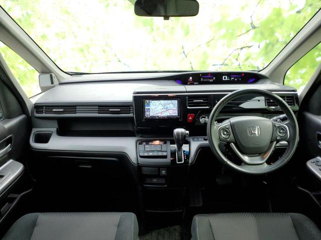 スパーダ・ホンダセンシング 社外 7インチ メモリーナビ/両側電動スライドドア/ヘッドランプ LED/ETC/EBD付ABS/横滑り防止装置/アイドリングストップ/クルーズコントロール/TV/エアバッグ 運転席 ワンオーナー(4枚目)