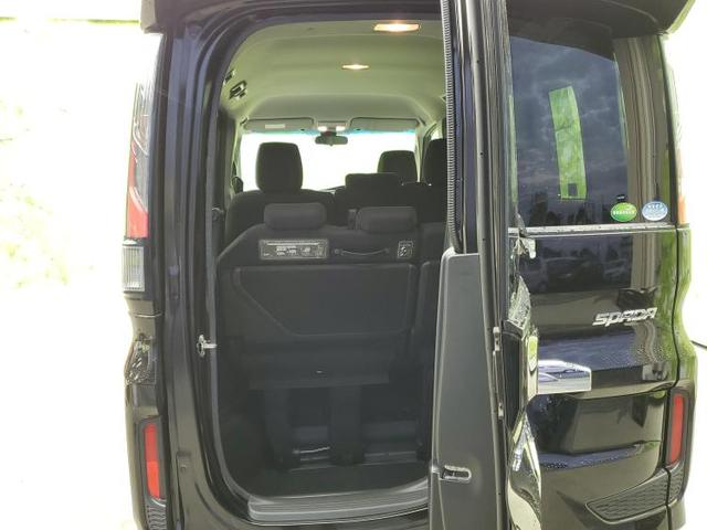 スパーダ・ホンダセンシング 社外 7インチ メモリーナビ/両側電動スライドドア/ヘッドランプ LED/ETC/EBD付ABS/横滑り防止装置/アイドリングストップ/クルーズコントロール/TV/エアバッグ 運転席 ワンオーナー(8枚目)