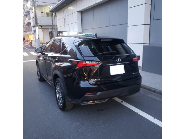 NX300h バージョンL サンルーフ&赤レザーシート(4枚目)