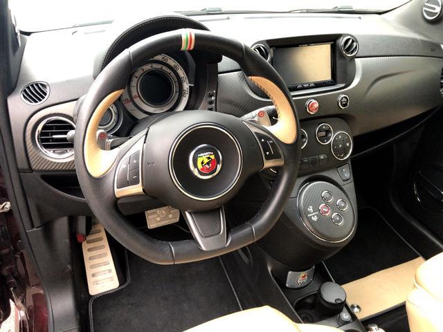 「アバルト」「 アバルト695 エディツィオーネマセラティ」「コンパクトカー」「東京都」の中古車9