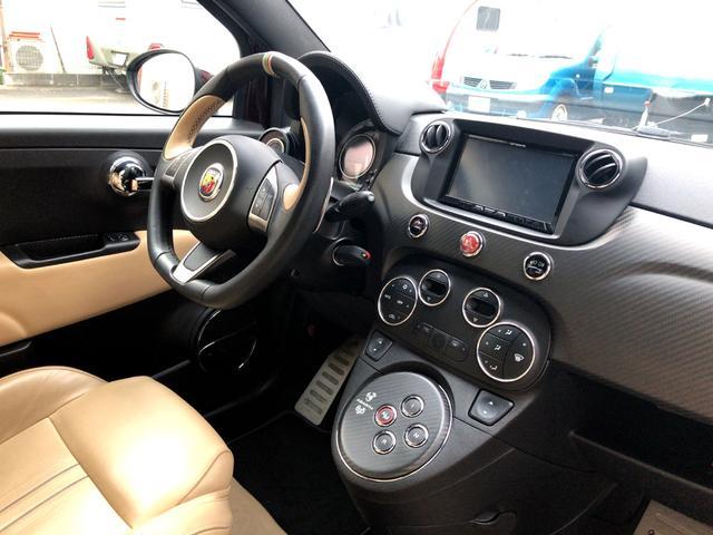 「アバルト」「 アバルト695 エディツィオーネマセラティ」「コンパクトカー」「東京都」の中古車11