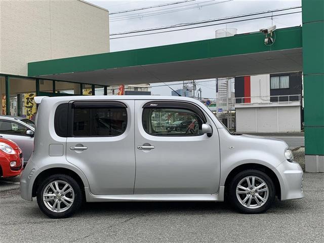 「日産」「キューブ」「ミニバン・ワンボックス」「愛媛県」の中古車12