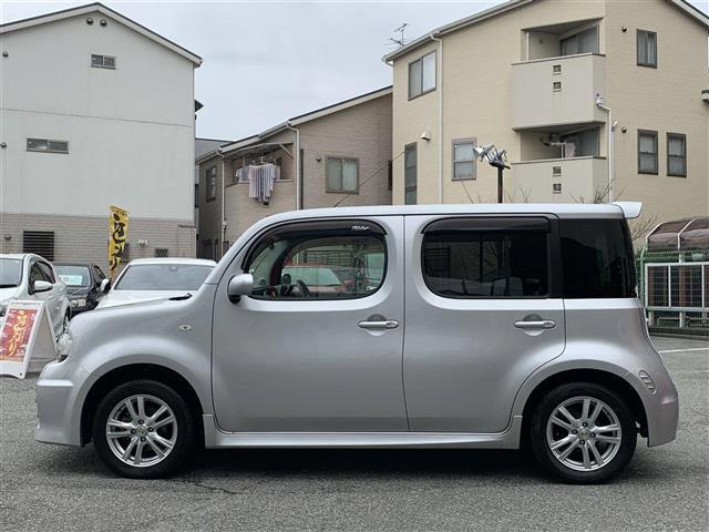 「日産」「キューブ」「ミニバン・ワンボックス」「愛媛県」の中古車13