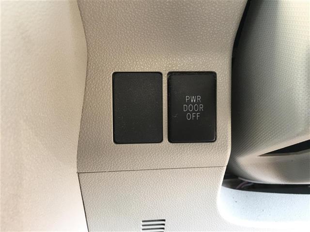 Xターボ 社外SDナビ ワンセグ/DVD 両側パワースライドドア スマートキー×2 プッシュスタート ETC 純正フロアマット 純正ドアバイザー 社外AW 取扱説明書 保証書(9枚目)