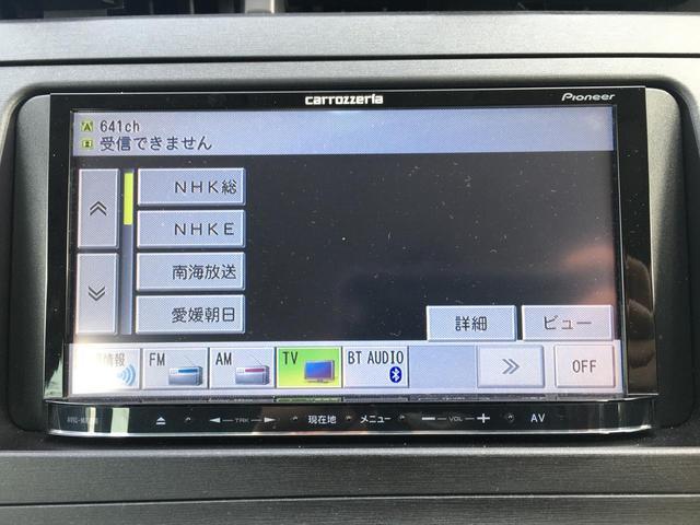 社外SDナビ ワンセグTV/Bluetooth バックカメラ ビルトインETC LEDヘッドライト ウィンカーミラー フォグランプ AUTOライト 純正アルミホイール 保証書 取扱説明書