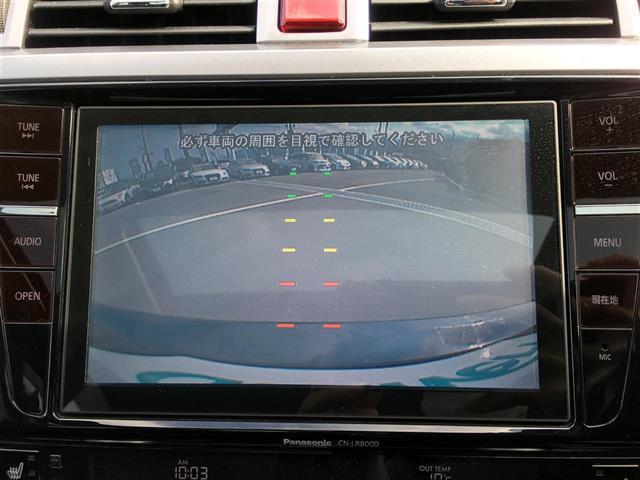 リミテッド 1オナ 純正8インチナビ 地デジ Bカメサンルーフ 革シート シートヒーター アイサイト レーンキープ クルーズコントロール STIエアロ パワーシート ETC  パドルシフト(6枚目)