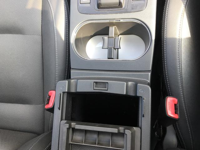 リミテッド 1オナ 純正8インチナビ 地デジ Bカメサンルーフ 革シート シートヒーター アイサイト レーンキープ クルーズコントロール STIエアロ パワーシート ETC  パドルシフト(21枚目)