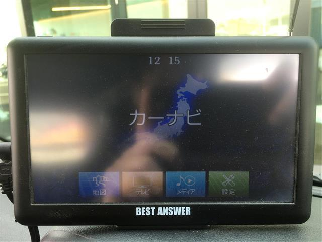 DX SAIII 社外ポータブルナビ バックカメラ ETC スマートアシストIII オートハイビームアシスト アイドリングストップ エアコン ハロゲンライト ヘッドライトレベライザー(4枚目)