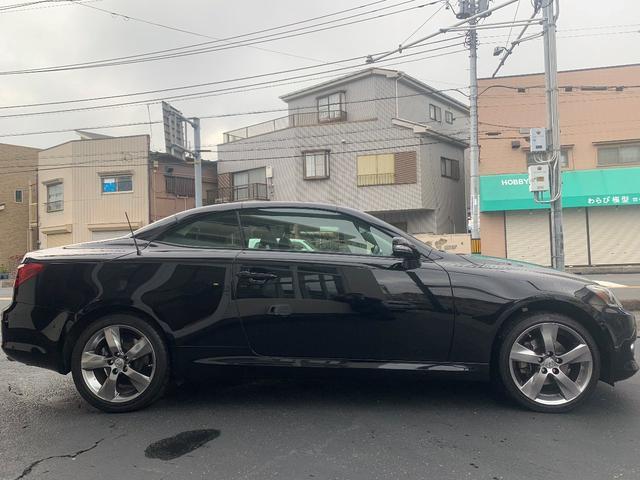 「レクサス」「IS」「オープンカー」「埼玉県」の中古車7