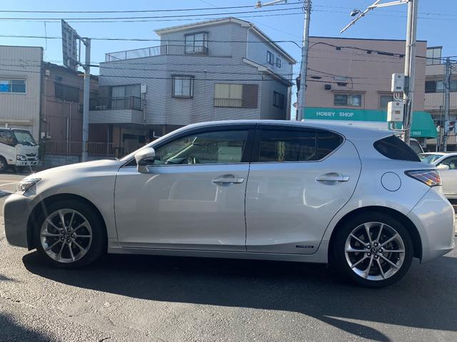 「レクサス」「CT」「コンパクトカー」「埼玉県」の中古車5