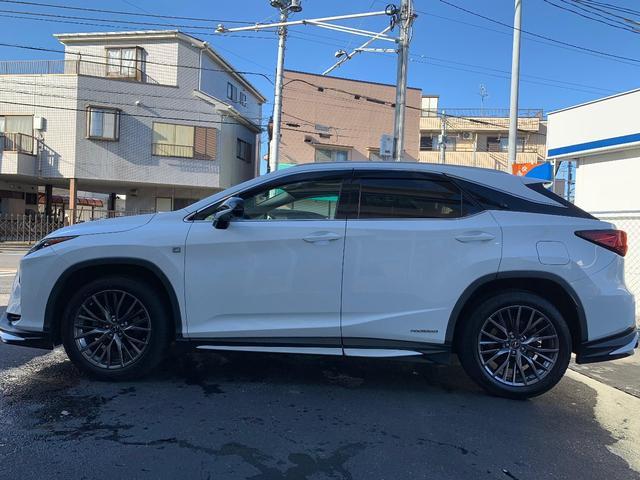 「レクサス」「RX」「SUV・クロカン」「埼玉県」の中古車5