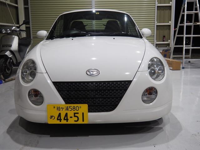 「ダイハツ」「コペン」「オープンカー」「千葉県」の中古車2