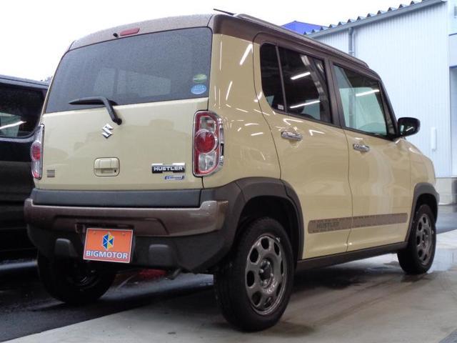 「スズキ」「ハスラー」「コンパクトカー」「福岡県」の中古車3
