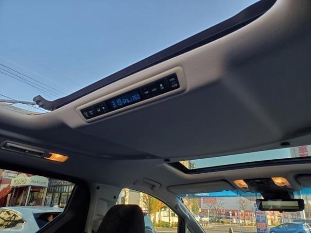 Z 社外 9インチ メモリーナビ/サンルーフ/パーキングアシスト バックガイド/ヘッドランプ LED/ETC/EBD付ABS/横滑り防止装置/TV/エアバッグ 運転席/エアバッグ 助手席(18枚目)