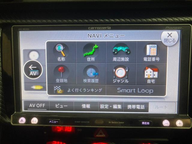 tS 限定車・6速MT・ワンオーナー・エアロ・社外18AW・社外ナビ・Bカメラ・DTV・HID(19枚目)